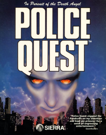 Police Quest 1 VGA Remake
