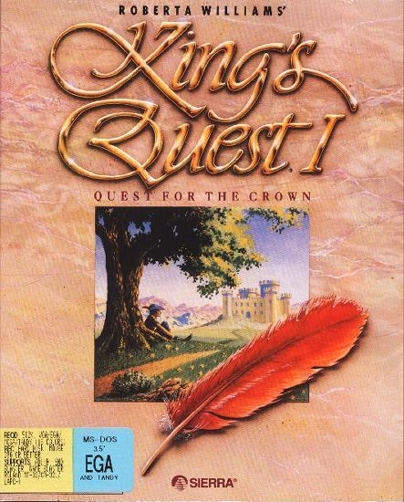 King's Quest 1 SCI Remake