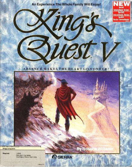 King's Quest V