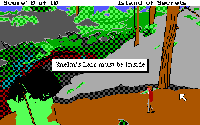 Island of Secrets (v0.4)